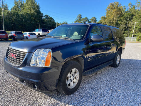 2007 GMC Yukon XL for sale at Alpha Automotive in Odenville AL