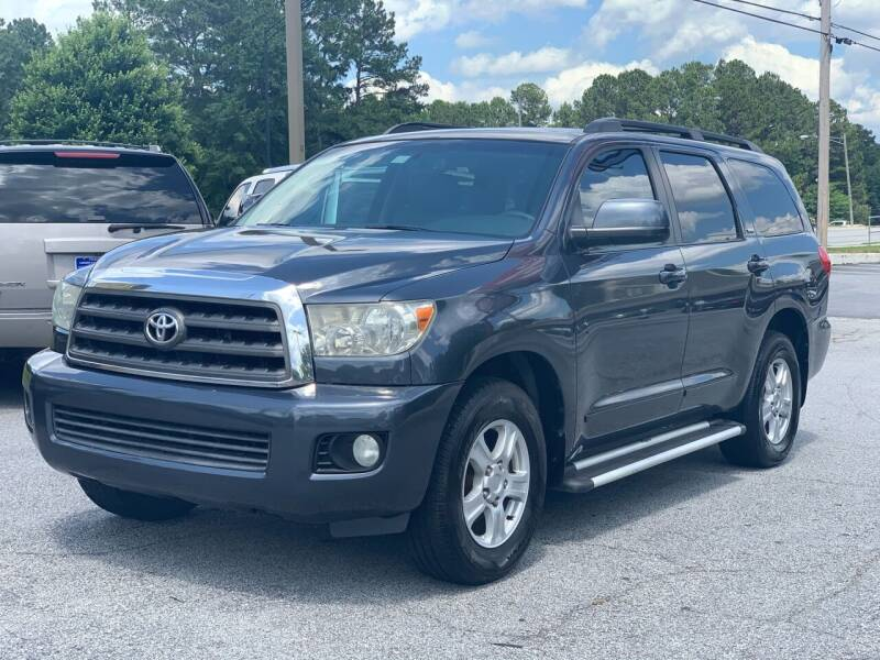 2008 Toyota Sequoia for sale at Luxury Cars of Atlanta in Snellville GA