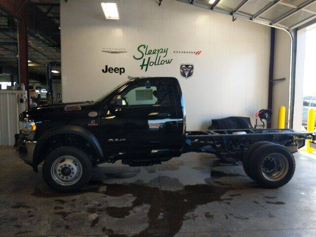 2020 RAM Ram Chassis 5500 for sale in Viroqua, WI