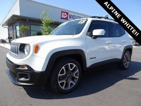2015 Jeep Renegade for sale at Wholesale Direct in Wilmington NC