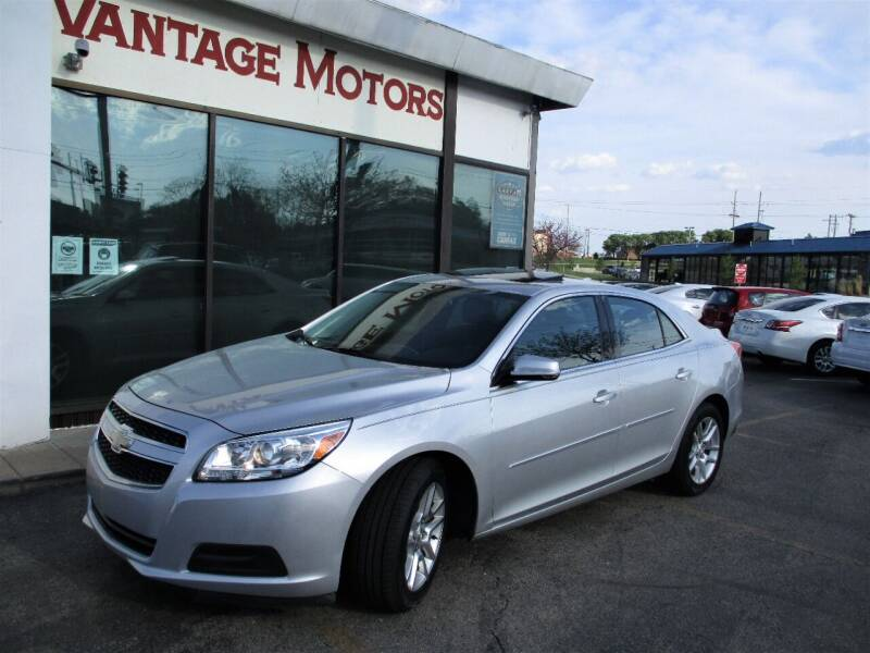 2013 Chevrolet Malibu for sale at Vantage Motors LLC in Raytown MO