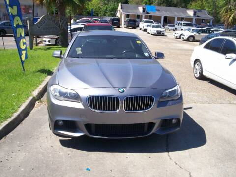 2013 BMW 5 Series for sale at Louisiana Imports in Baton Rouge LA
