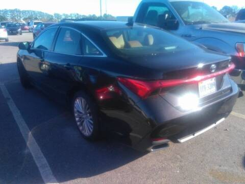 2020 Toyota Avalon for sale at Smart Chevrolet in Madison NC