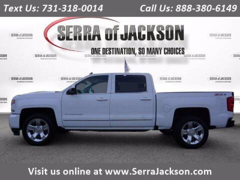 2017 Chevrolet Silverado 1500 for sale at Serra Of Jackson in Jackson TN