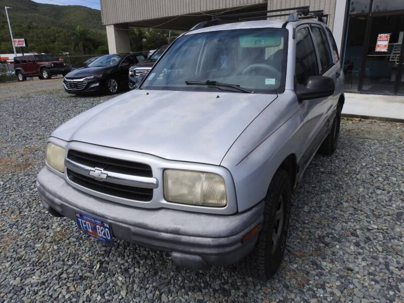 1999 Chevrolet Tracker for sale at Caribbean Auto Mart -C in St Thomas VI
