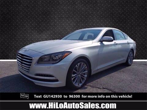 2016 Hyundai Genesis for sale at Hi-Lo Auto Sales in Frederick MD