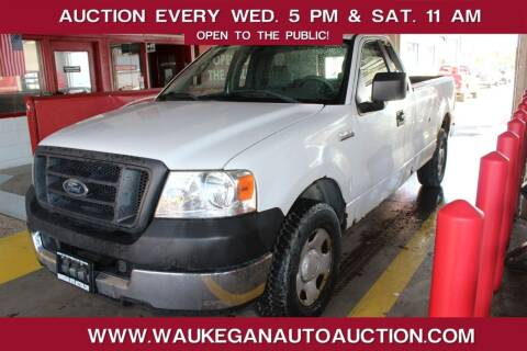 2005 Ford F-150 for sale at Waukegan Auto Auction in Waukegan IL