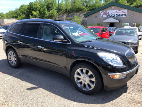 2011 Buick Enclave for sale at Gilly's Auto Sales in Rochester MN