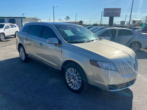 2010 Lincoln MKT for sale at Jamrock Auto Sales of Panama City in Panama City FL