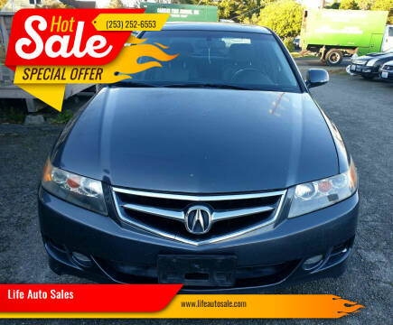2007 Acura TSX for sale at Life Auto Sales in Tacoma WA