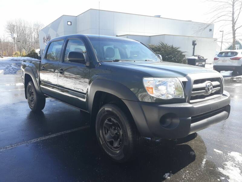 2010 Toyota Tacoma for sale at Automazed in Attleboro MA