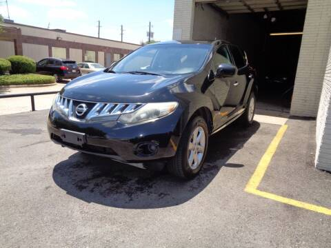 2010 Nissan Murano for sale at ACH AutoHaus in Dallas TX