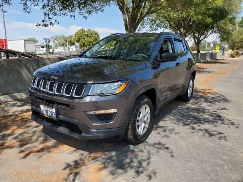 2018 Jeep Compass for sale at Matador Motors in Sacramento CA