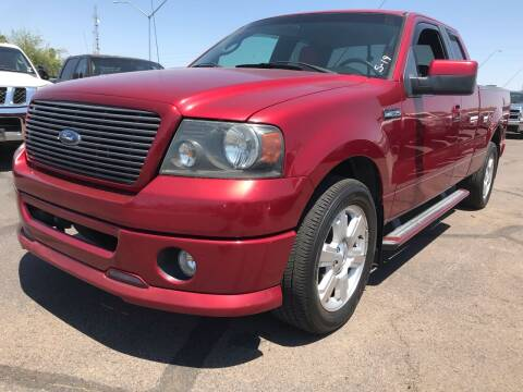 2007 Ford F-150 for sale at Town and Country Motors in Mesa AZ