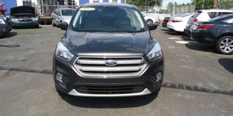 2017 Ford Escape for sale at LaBate Auto Sales Inc in Philadelphia PA