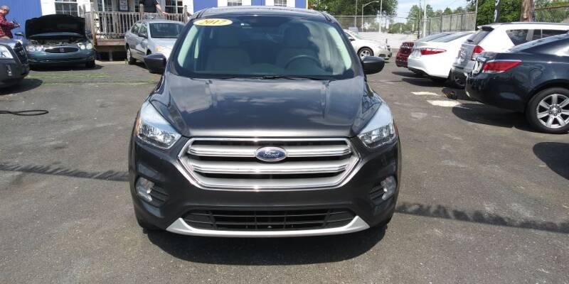 2017 Ford Escape for sale at LaBate Auto Sales Inc in Philadelphia PA