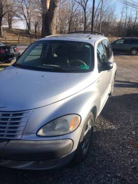 2002 Chrysler PT Cruiser for sale at PREOWNED CAR STORE in Bunker Hill WV