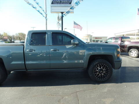 2014 Chevrolet Silverado 1500 for sale at DeLong Auto Group in Tipton IN