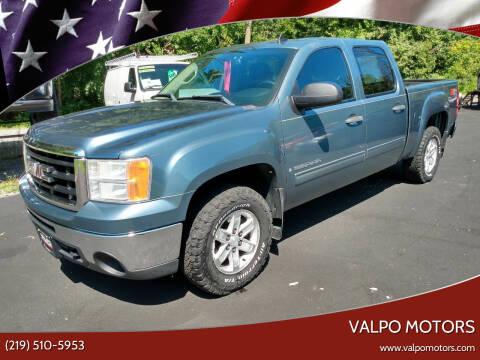2009 GMC Sierra 1500 for sale at Valpo Motors in Valparaiso IN