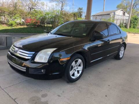 2007 Ford Fusion for sale at Xtreme Auto Mart LLC in Kansas City MO