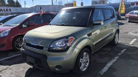 2011 Kia Soul for sale at Best Deal Auto Sales in Stockton CA