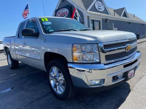 2013 Chevrolet Silverado 1500 for sale at Cape Cod Carz in Hyannis MA