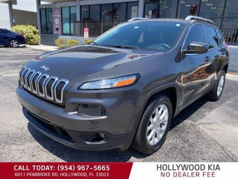 2015 Jeep Cherokee for sale at JumboAutoGroup.com in Hollywood FL