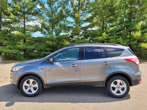 2014 Ford Escape for sale at Finish Line Auto Sales Inc. in Lapeer MI