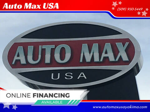2013 Ford Explorer for sale at Auto Max USA in Yakima WA
