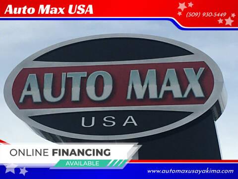 2018 Chevrolet Silverado 3500HD for sale at Auto Max USA in Yakima WA