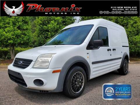 2013 Ford Transit Connect for sale at Phoenix Motors Inc in Raleigh NC