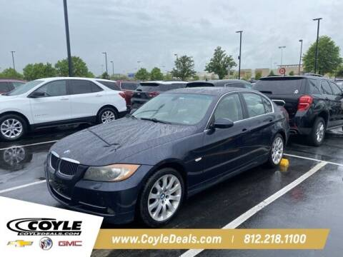2007 BMW 3 Series for sale at COYLE GM - COYLE NISSAN - New Inventory in Clarksville IN