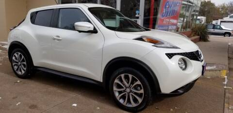 2017 Nissan JUKE for sale at Swift Auto Center of North Platte in North Platte NE