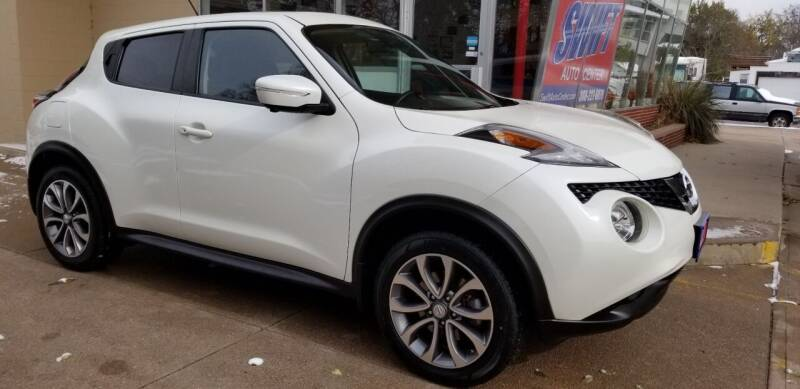 2017 Nissan JUKE for sale at Swift Auto Center of North Platte in North Platte NE