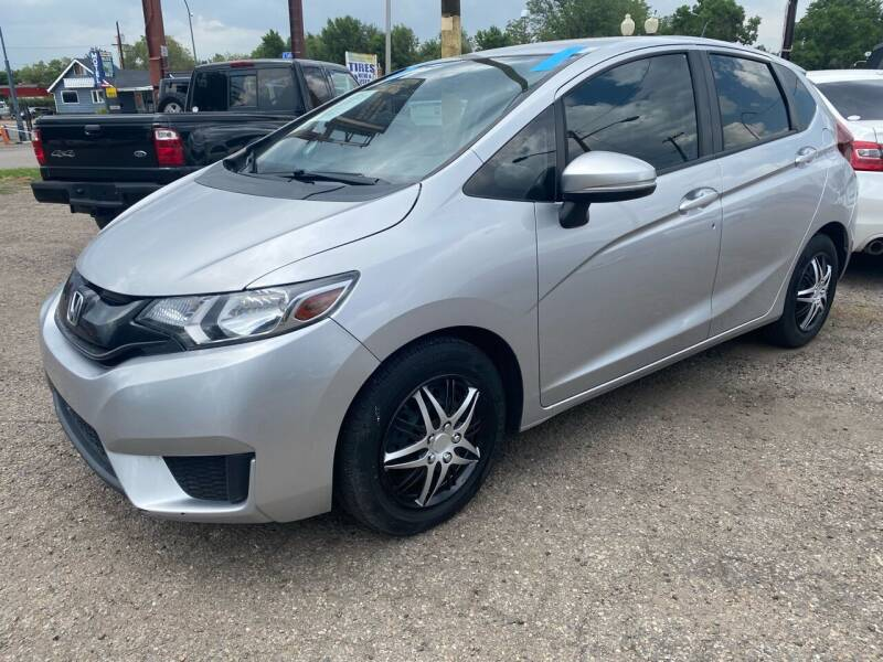 2016 Honda Fit for sale at Martinez Cars, Inc. in Lakewood CO