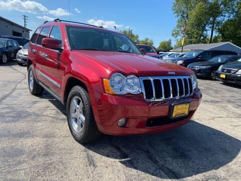 2010 Jeep Grand Cherokee for sale at COMPTON MOTORS LLC in Sturtevant WI