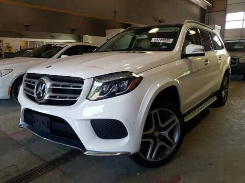 2017 Mercedes-Benz GLS for sale at MIKE'S AUTO in Orange NJ
