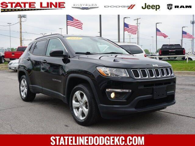 2018 Jeep Compass for sale in Kansas City, MO