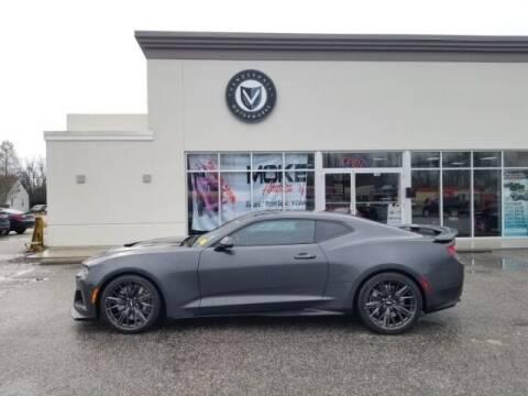 2018 Chevrolet Camaro for sale at Moke America of Virginia Beach in Virginia Beach VA