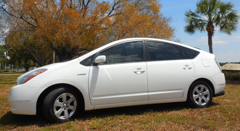 2007 Toyota Prius for sale at Performance Autos of Southwest Florida in Fort Myers FL