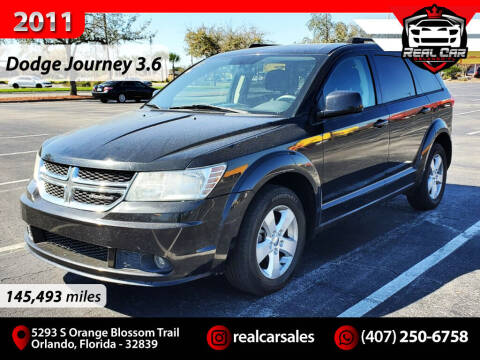 2011 Dodge Journey for sale at Real Car Sales in Orlando FL