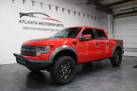 2013 Ford F-150 for sale at Atlanta Motorsports in Roswell GA