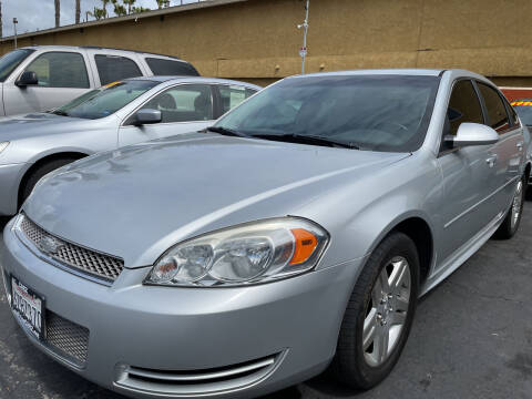 2013 Chevrolet Impala for sale at CARZ in San Diego CA