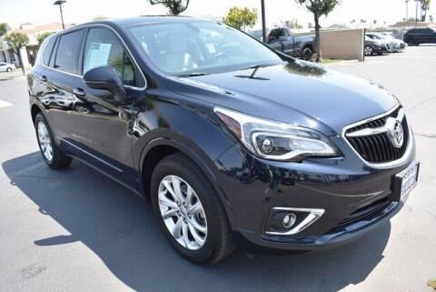 2020 Buick Envision for sale at DIAMOND VALLEY HONDA in Hemet CA