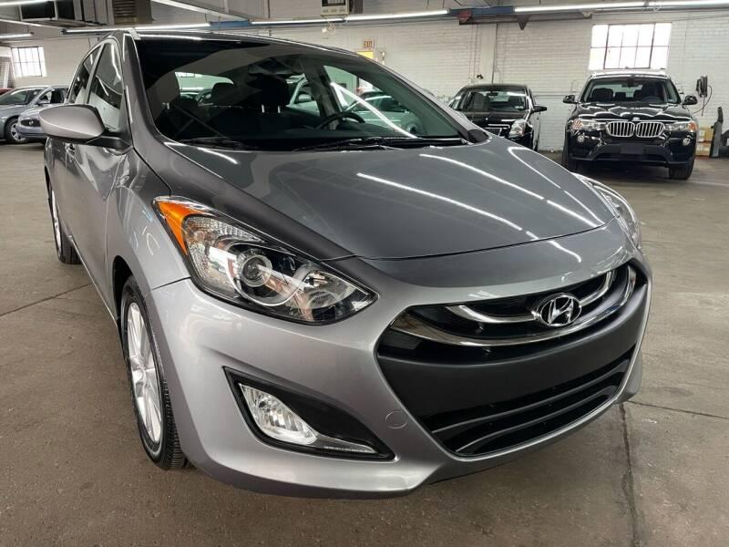 2013 Hyundai Elantra GT for sale at John Warne Motors in Canonsburg PA