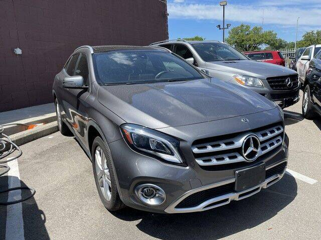 2019 Mercedes-Benz GLA for sale at SOUTHFIELD QUALITY CARS in Detroit MI