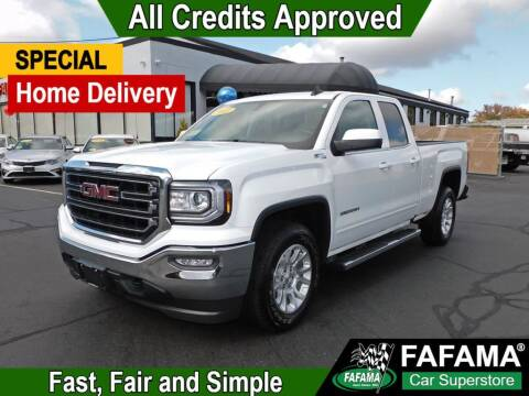 2017 GMC Sierra 1500 for sale at FAFAMA AUTO SALES Inc in Milford MA