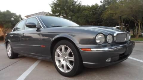 2004 Jaguar XJ-Series for sale at Exhibit Sport Motors in Houston TX