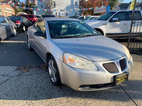 2006 Pontiac G6 for sale at Rallye  Motors inc. in Newark NJ