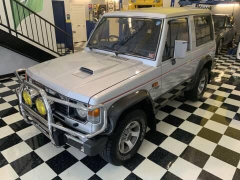 1989 Mitsubishi PAJERO for sale at Euro Auto Sport in Chantilly VA